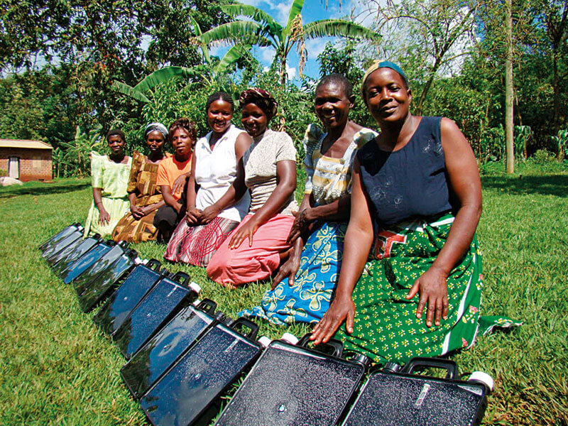 Solvatten Charitable Foundation USA To Send 350 Solar Safe Water Systems to Uganda Refugee Settlements