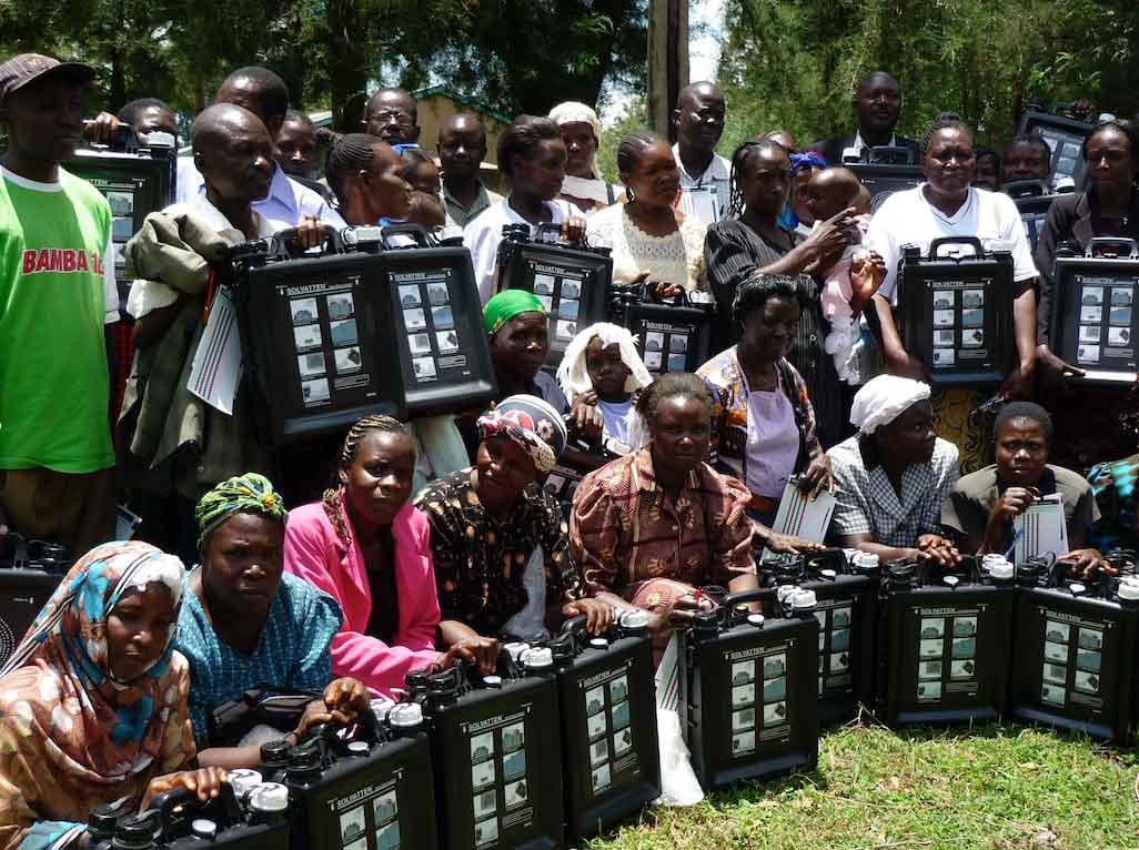 Swedish Postcode Lottery supports AMREF – SOLVATTEN initiative in Uganda