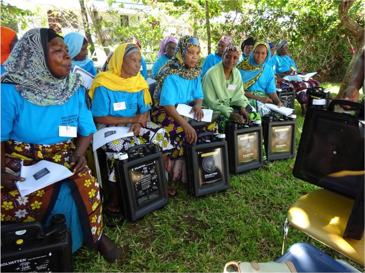 Mentor Mothers in Kinondo