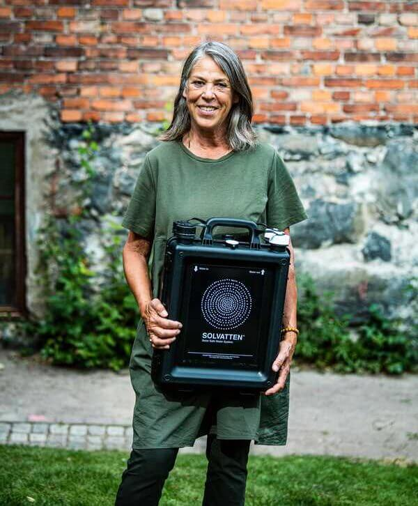 Petra Wadström nominated Swedish Environmental Hero