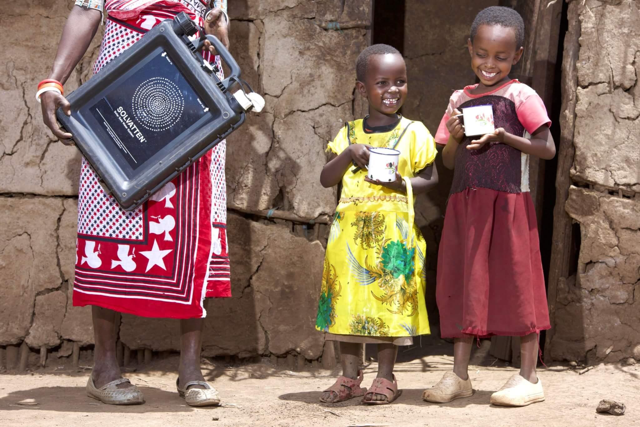 New Partnership with ChildFund Kenya